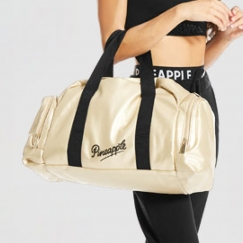 pineapple retro dancers bag