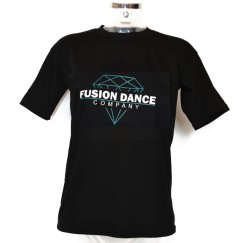 fusion dance co relaxed fit tee
