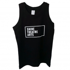 shine theatre arts round neck vest