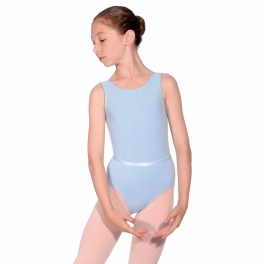 roch valley rad cotton sleeveless exam leotard