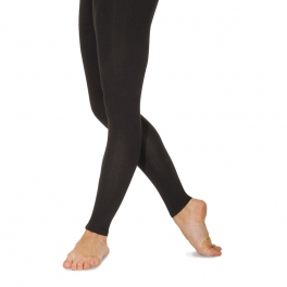 nl leisure dance cotton footless leggings