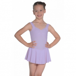 roch valley emilie matte lycra skirted leotard