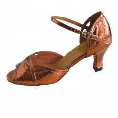 "roch valley erin 2"" flared heel latin sandal"