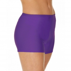roch valley nylon lycra hot micro shorts