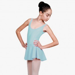 sansha fiona skirted princess tank leotard