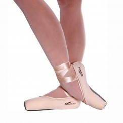 so danca microfibre and suede pointe shoe covers