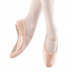 so danca satin split sole ballet shoe