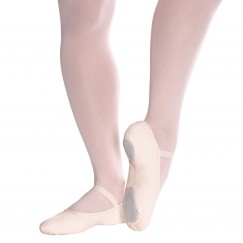 so danca canvas split sole ballet shoe