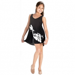 so danca ballerina tunic dress