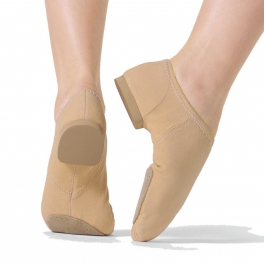 so danca stretch canvas jazz shoe