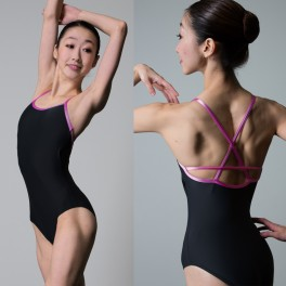 sonata flex 52 cross back cami leotard