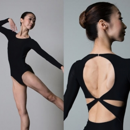 sonata flex 53 long sleeved leotard