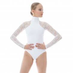taglia basilica oriana long sleeve leotard