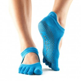 toesox bellarina full toe toe sock