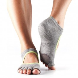 toesox plie contemporary foot glove