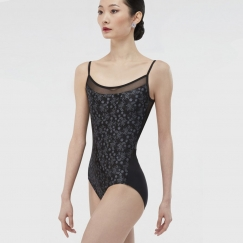 wear moi chablis clochettes collection camisole leotard
