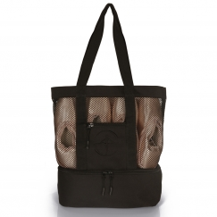 wear moi professional mesh pointe shoe bag