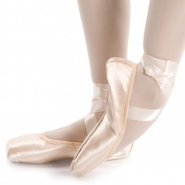 wear moi la pointe demi pointe shoe