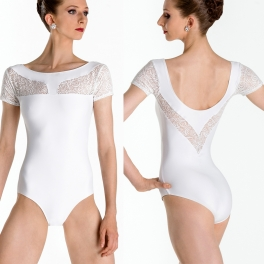 wear moi darlene burnout tulle tank leotard