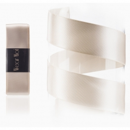 wear moi pre-cut satin pointe shoe ribbon