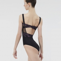 wear moi empire velours cachemire collection tank leotard