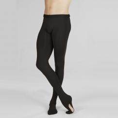 wear moi hidalgo mens convertible microfibre dance tights
