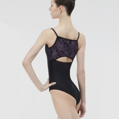 wear moi idol velours cachemire collection cami leotard
