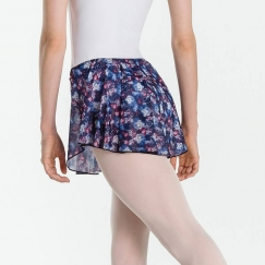 wear moi kyla midnight garden collection dance skirt