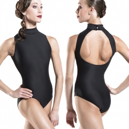 wear moi lune turtleneck leotard