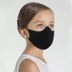 wear moi 3 layer cotton jersey face mask