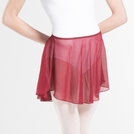 wear moi magda stretch tulle pull-on skirt