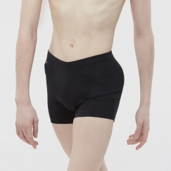 wear moi marceau mens microfibre fitted dance shorts