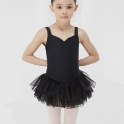 wear moi noisette glittering tulle and microfibre tutu dress