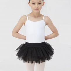 wear moi nuage glittering tulle pull on tutu skirt