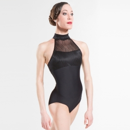 wear moi reve wave mesh turtle leotard