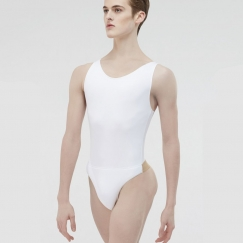 a8f8f56eb2 wear moi versao mens tank leotard with dance belt