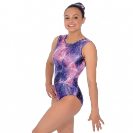 the zone twilight all over print leotard