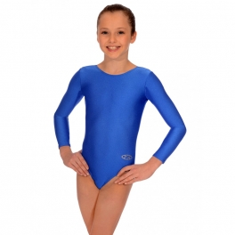 the zone rhapsody long sleeve leotard