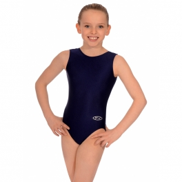 the zone cadence sleeveless leotard