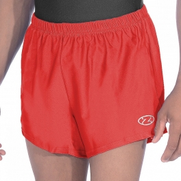 the zone mens shiny lycra shorts