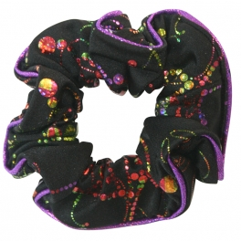 the zone nocturne hair scrunchie