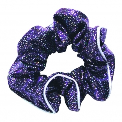 the zone nova gymnastics hair scrunchie