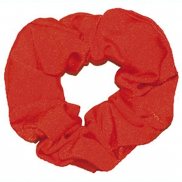 the zone nylon lycra hair scrunchie
