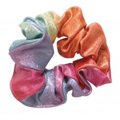 the zone tiffany gymnastics hair scrunchie