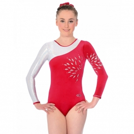 the zone eclipse long sleeve leotard