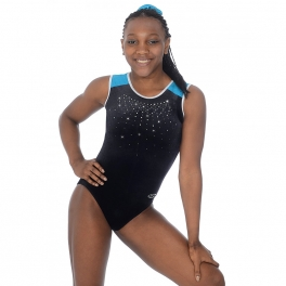 the zone sinead gymnastics leotard