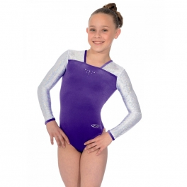the zone deluxe square neck leotard