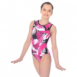 the zone carnival all over print leotard