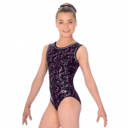 d68966273d00 100% top quality 37383 e3078 papaya girls sleeveless gymnastics ...