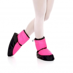 so danca kids and adults plain warm up booties